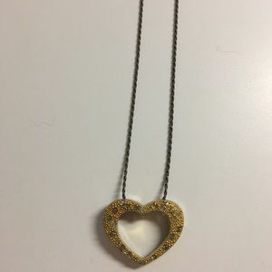 Reversible Brighton Heart Necklace